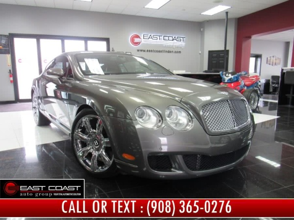 Bentley Continental 2008 $43880.00 incacar.com