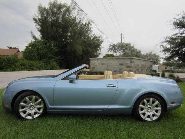 Bentley Continental 2008 $68900.00 incacar.com