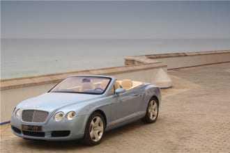 Bentley Continental 2008 $63950.00 incacar.com