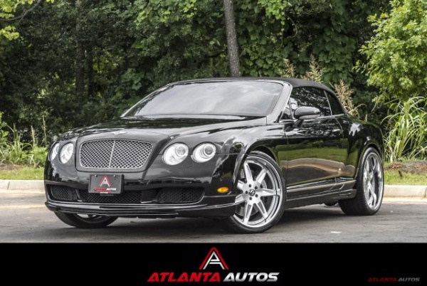 Bentley Continental 2008 $69999.00 incacar.com