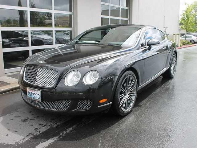 Bentley Continental 2008 $109888.00 incacar.com