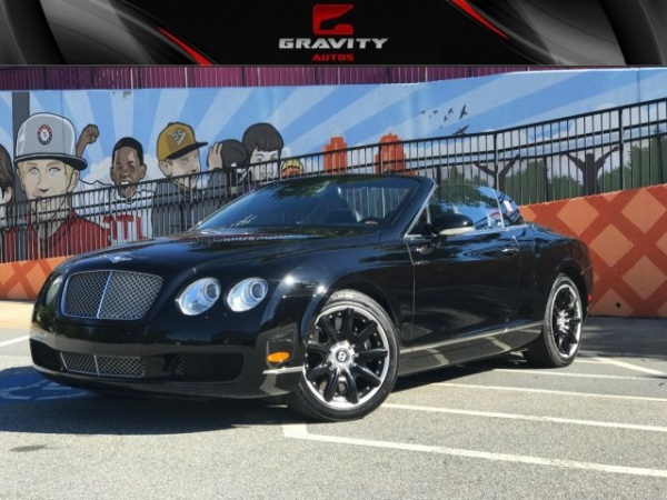 Bentley Continental 2008 $49985.00 incacar.com