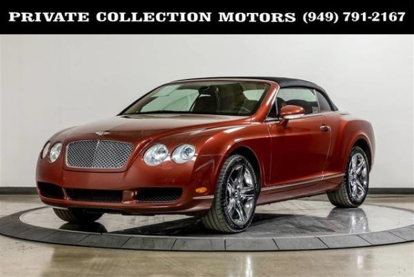 Bentley Continental 2008 $59888.00 incacar.com
