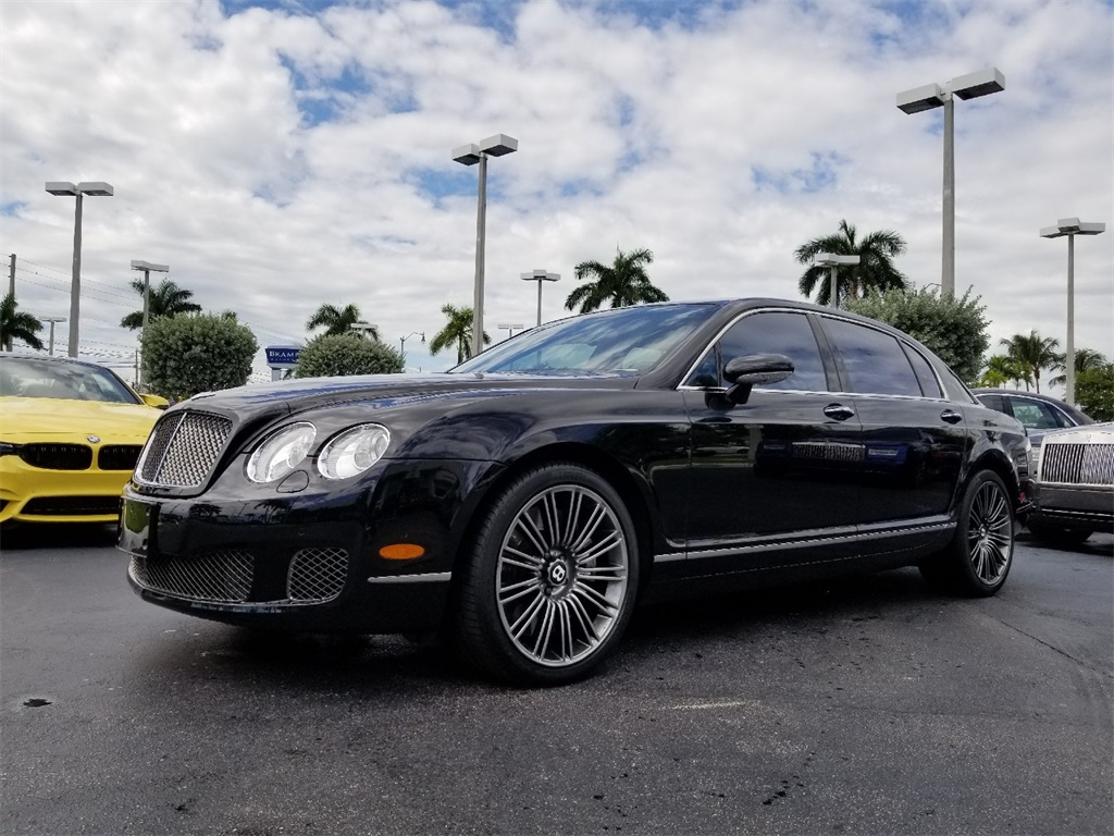 Bentley Continental 2009 $89900.00 incacar.com