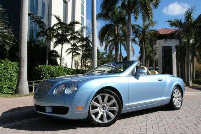 Bentley Continental 2009 $58990.00 incacar.com