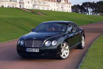 Bentley Continental 2009 $53989.00 incacar.com