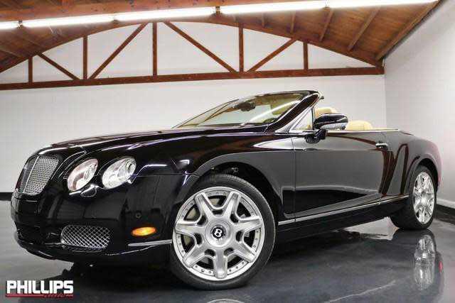 Bentley Continental 2009 $82980.00 incacar.com