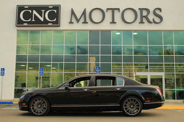 Bentley Continental 2009 $64999.00 incacar.com
