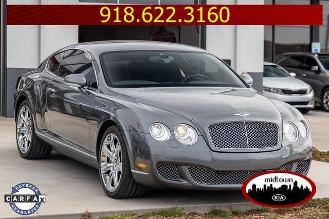 Bentley Continental 2009 $69800.00 incacar.com
