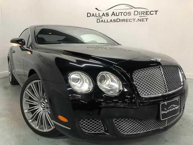 Bentley Continental 2009 $64992.00 incacar.com
