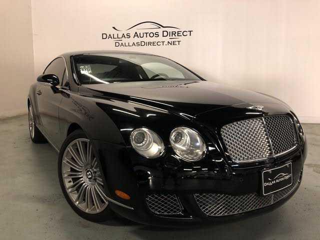 Bentley Continental 2009 $64995.00 incacar.com