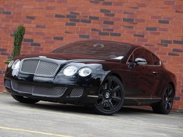 Bentley Continental 2009 $61499.00 incacar.com