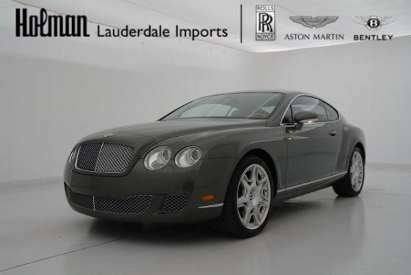 used Bentley Continental 2009 vin: SCBCR73W69C061038