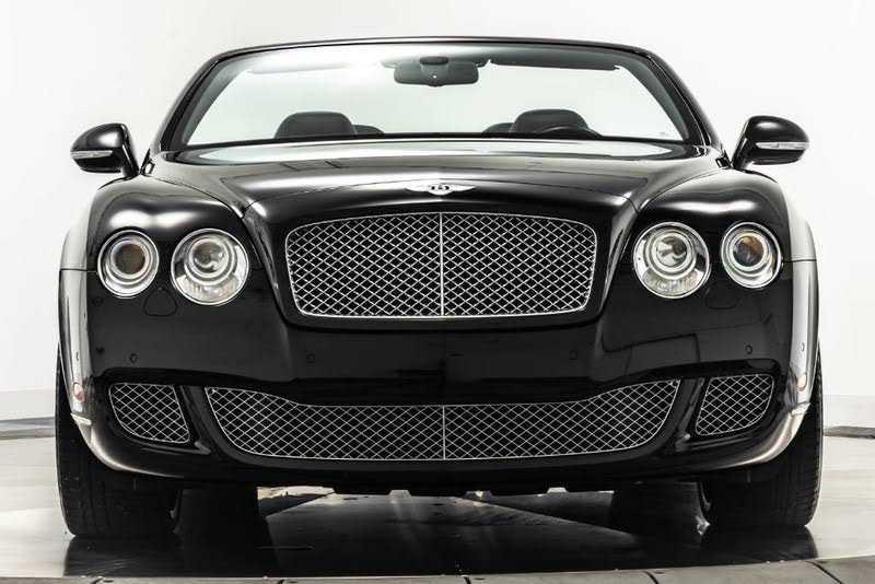 Bentley Continental 2010 $85900.00 incacar.com