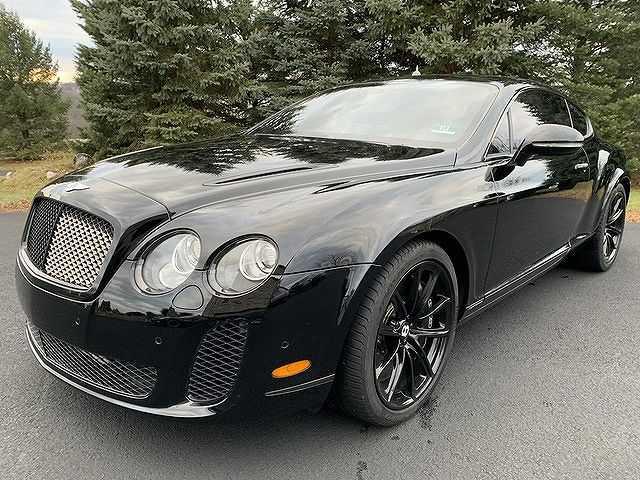 Bentley Continental 2010 $84995.00 incacar.com