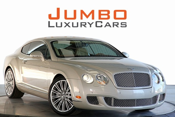 Bentley Continental 2010 $69990.00 incacar.com
