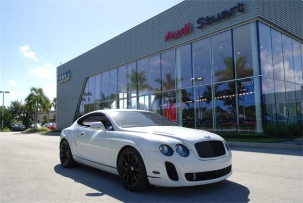 Bentley Continental 2010 $84900.00 incacar.com