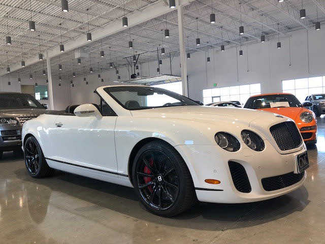 Bentley Continental 2011 $135888.00 incacar.com