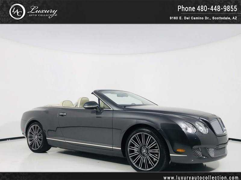 Bentley Continental 2011 $85000.00 incacar.com