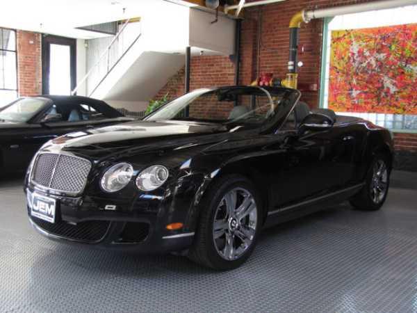 Bentley Continental 2011 $87865.00 incacar.com