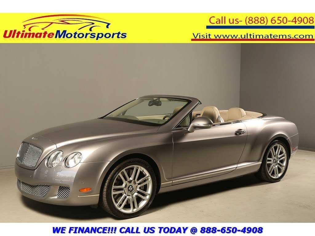Bentley Continental 2011 $86995.00 incacar.com