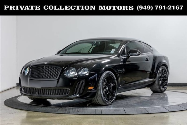 Bentley Continental 2011 $74885.00 incacar.com