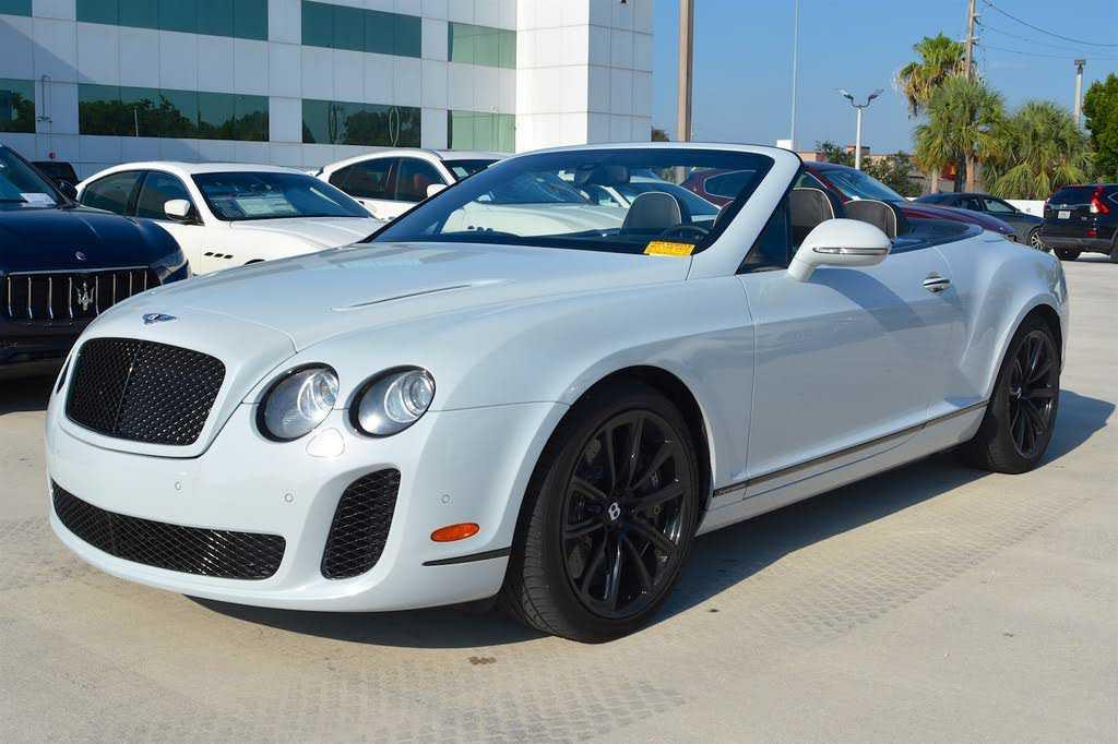 Bentley Continental 2011 $99995.00 incacar.com