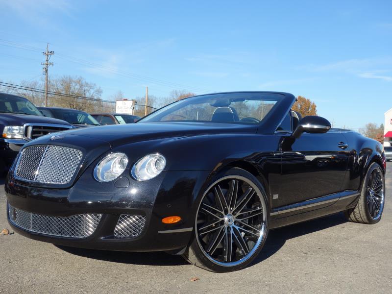 Bentley Continental 2011 $122995.00 incacar.com