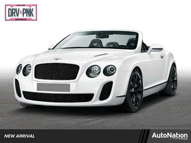 Bentley Continental 2011 $97791.00 incacar.com