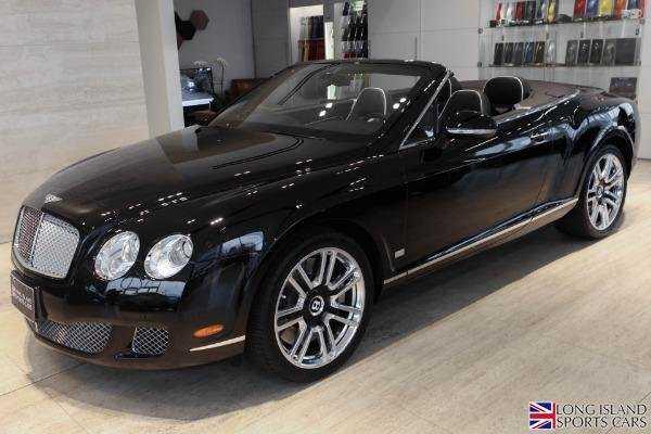 Bentley Continental 2011 $93888.00 incacar.com