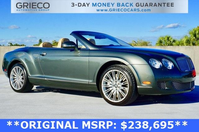 Bentley Continental 2011 $88988.00 incacar.com