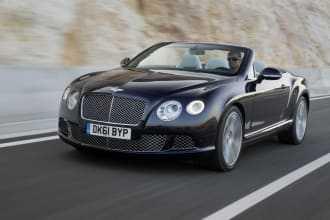 Bentley Continental 2012 $124998.00 incacar.com