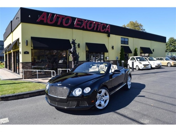 Bentley Continental 2012 $114995.00 incacar.com
