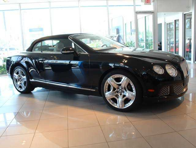used Bentley Continental 2012 vin: SCBGR3ZA6CC076670
