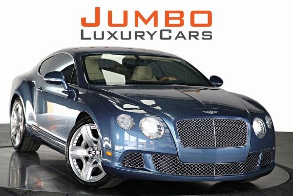 Bentley Continental 2012 $90990.00 incacar.com