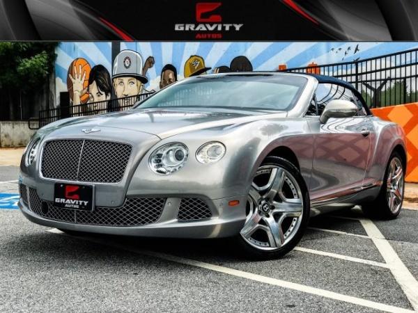 Bentley Continental 2012 $92985.00 incacar.com