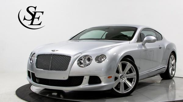 Bentley Continental 2012 $87900.00 incacar.com