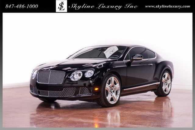 Bentley Continental 2012 $129995.00 incacar.com