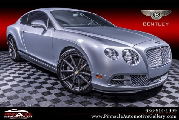Bentley Continental 2012 $89999.00 incacar.com