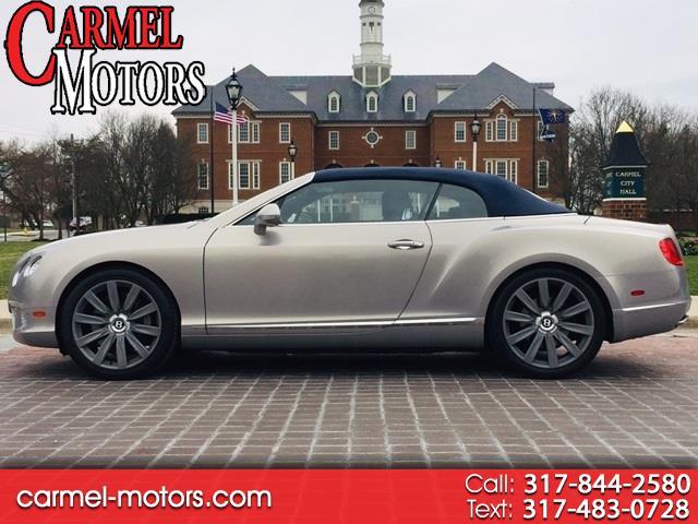 Bentley Continental 2012 $79995.00 incacar.com