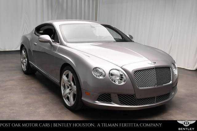 Bentley Continental 2012 $94950.00 incacar.com