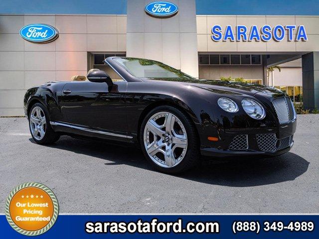 Bentley Continental 2012 $97000.00 incacar.com