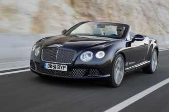 Bentley Continental 2012 $119000.00 incacar.com