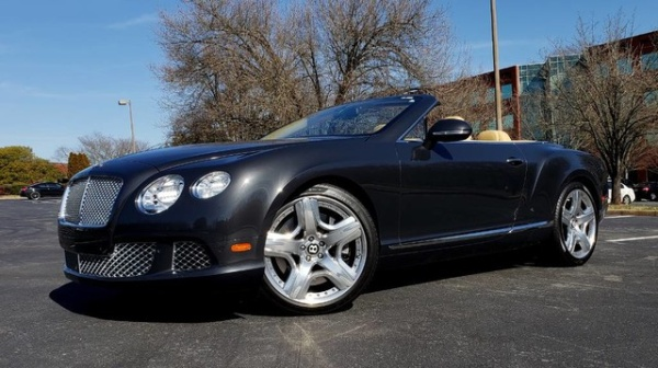 Bentley Continental 2012 $119000.00 incacar.com