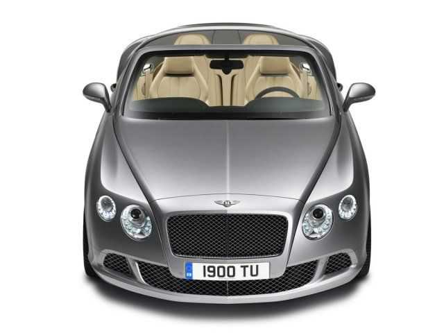 Bentley Continental 2012 $108888.00 incacar.com