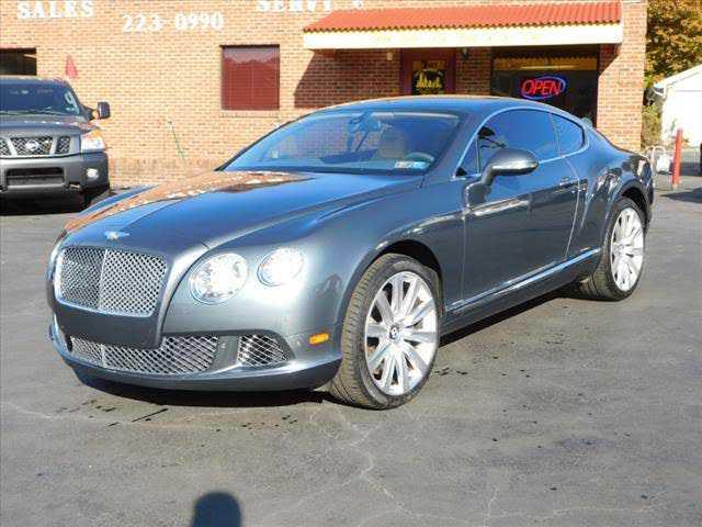 Bentley Continental 2012 $92995.00 incacar.com