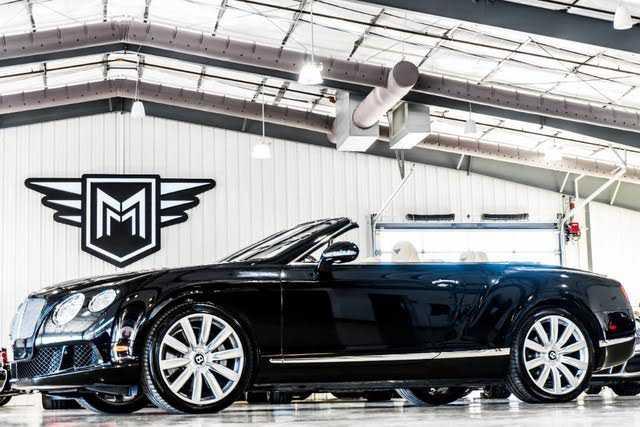 Bentley Continental 2012 $109888.00 incacar.com