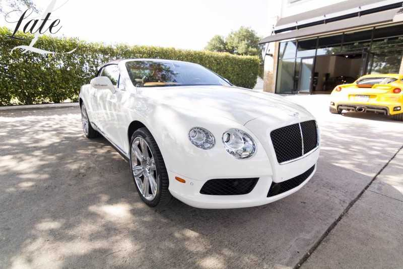 Bentley Continental 2013 $118900.00 incacar.com
