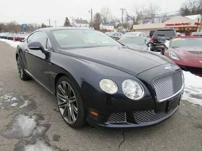 Bentley Continental 2013 $95995.00 incacar.com