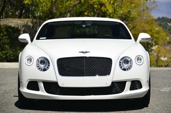 Bentley Continental 2013 $139999.00 incacar.com